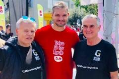 14.04.2019 14ος διεθνής μαραθώνιος «Μέγας Αλέξανδρος».